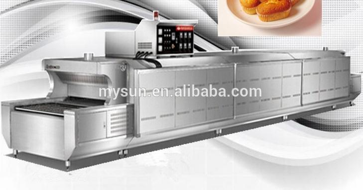 Industrial Bakery Oven for Cake Production Line