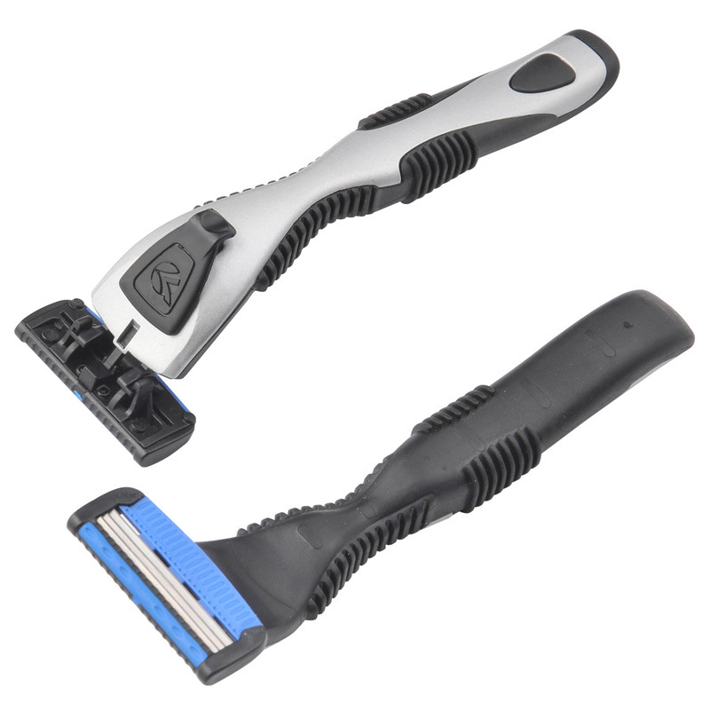 High Quality Triple Blade System Shaving Razor