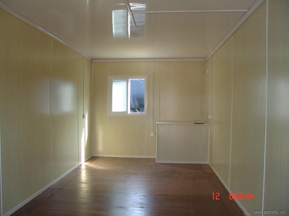 45 M2 Modular Prefabricated House with Toilet Kitchen