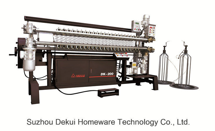 Spring Machine Spring Assembling Machine Automatic Mattress Spring Assembly Machine