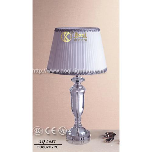 Grace Modern Crystal Table Lamp (AQ6681)