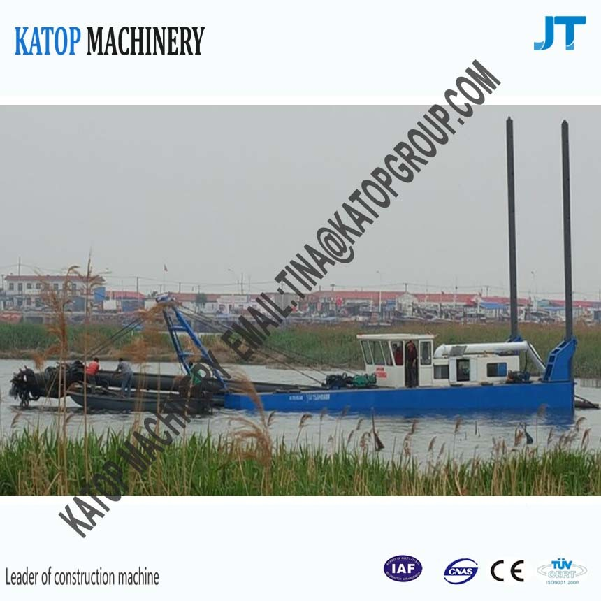 1500cbm Dredger Ship River Sand Dredger Ship