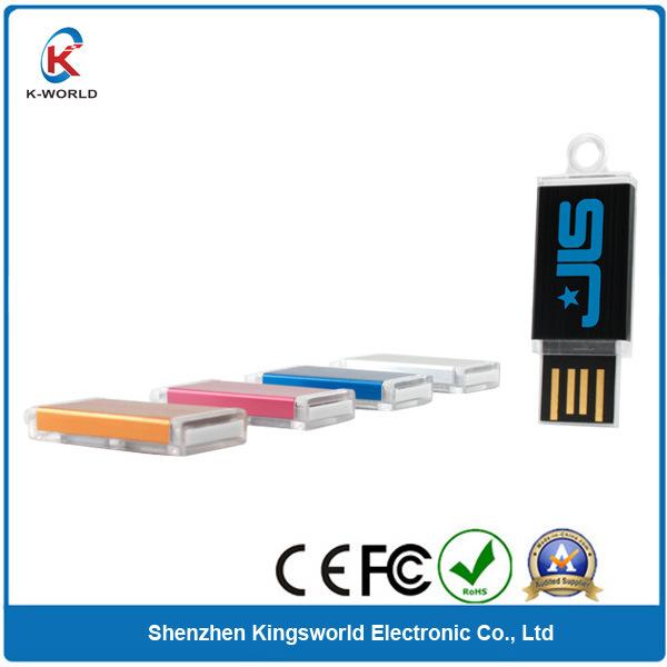 Slim Sliding USB Flash 8GB