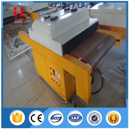 UV Lamp Heat Curing Machine