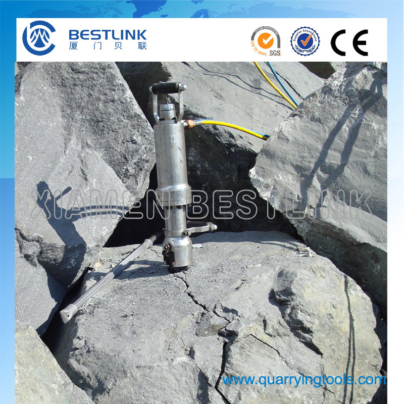 Diesel Power Pack Hydraulic Splitter for Granite Sandstone and Concrete