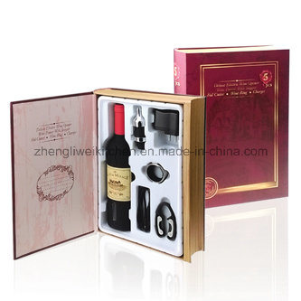 Deluxe Electric Wine Opener Set