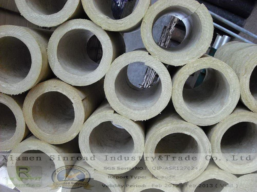 The information is not available right now for Mineral wool pipe insulation