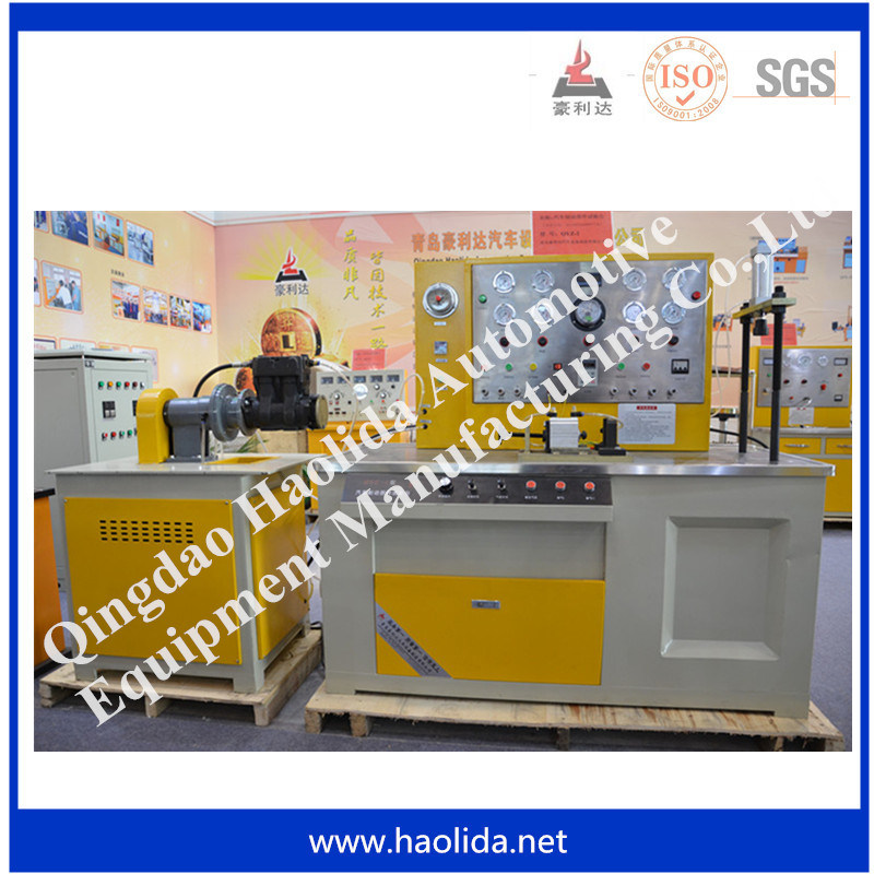 Automobile Air Braking System Test Bench