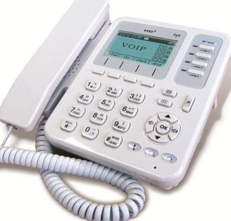Dit300 New VoIP Phone Internet Phone (Support SIP Protocol) (DIT300)
