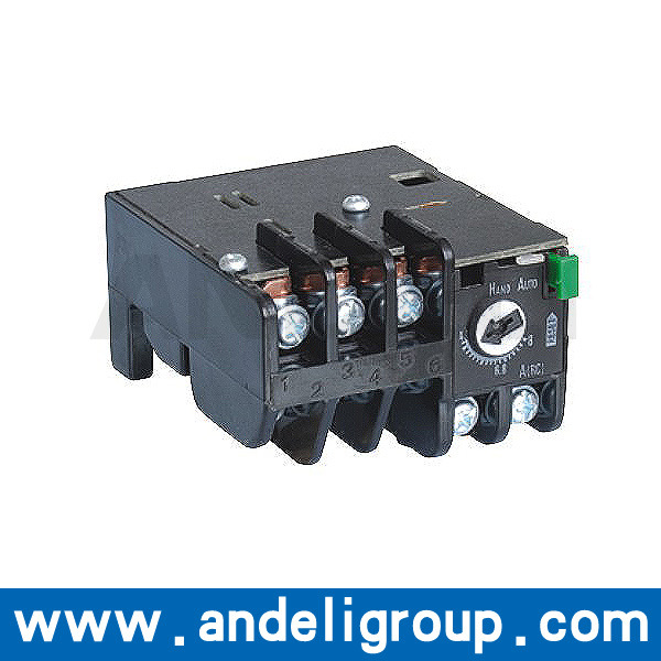 Types of Electrical Relays Thermal Relay (JR56)