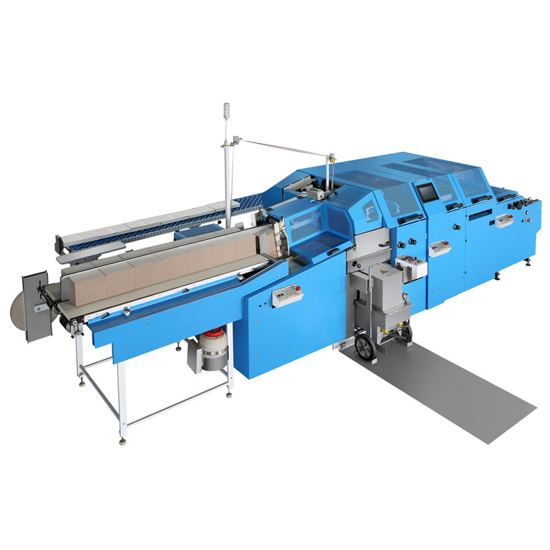 Full Automatic Book Case Making Machine