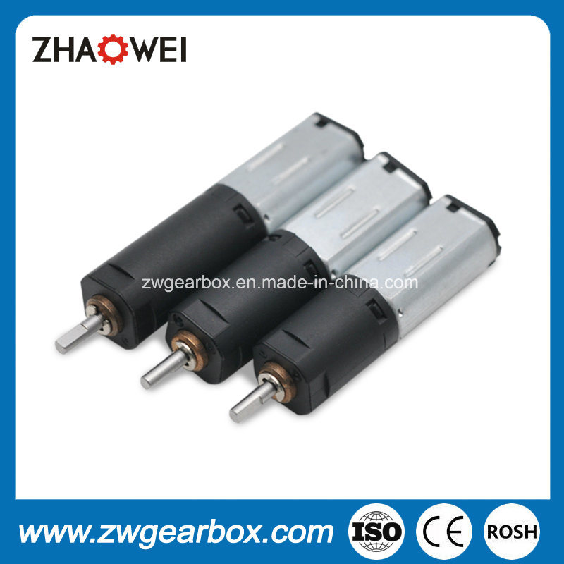 4.2V Small Size Metal Output Shaft DC Gear Motor
