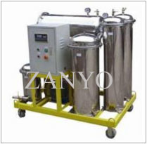 Easy Operation Portable Oil Purification Machine