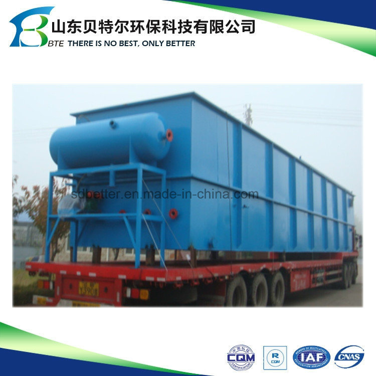 Professional Dissolved Air Flotation for Solid Liquid Separation (YW05-YW300)