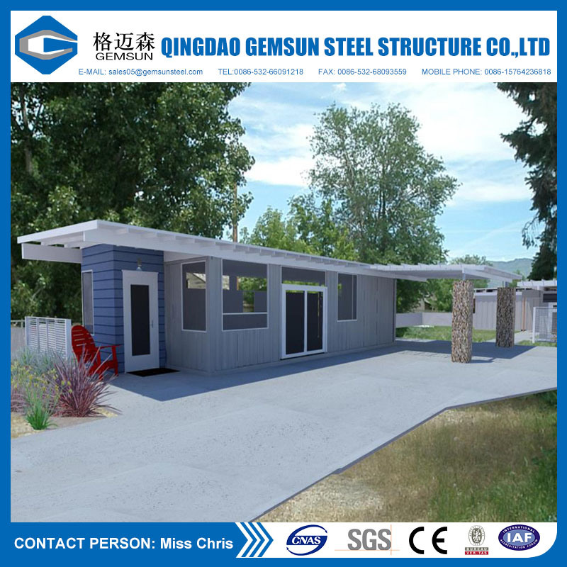 Fashion Customized Prefab Modular Light Steel House