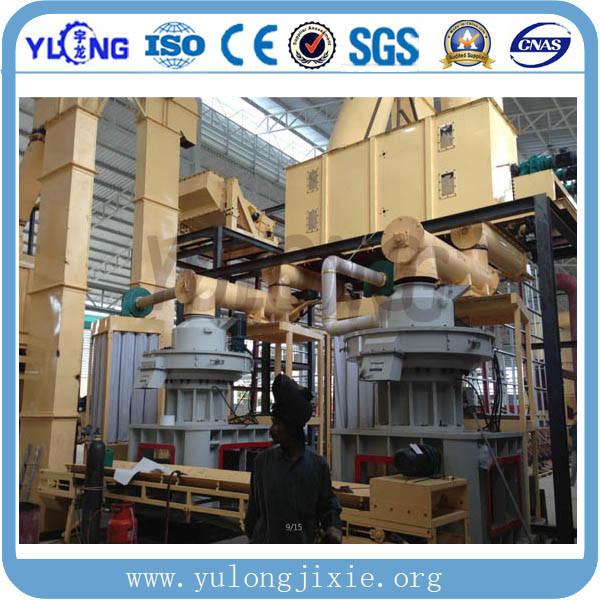 Xgj850 Rice Husk Pellet Making Machine/Straw Wood Pellet Making Machine/ Sawdust Pellet Making Machine