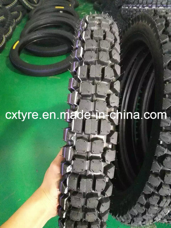 High Strength Motorcycle Tire / Motorcycle Tyre 30000 Kilometres Guarantee