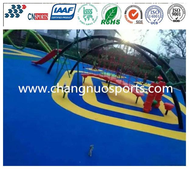PU Adhesive for Plastic Sports Flooring/Playground/Runway/Running Track