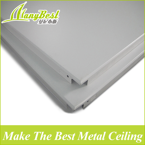 12 Years Experience Fireproof Soundproof Suspended False Aluminum Ceiling