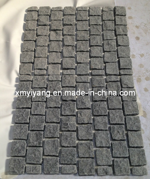 Granite Cobble Decoration Stone for Paving, Wall, Garden