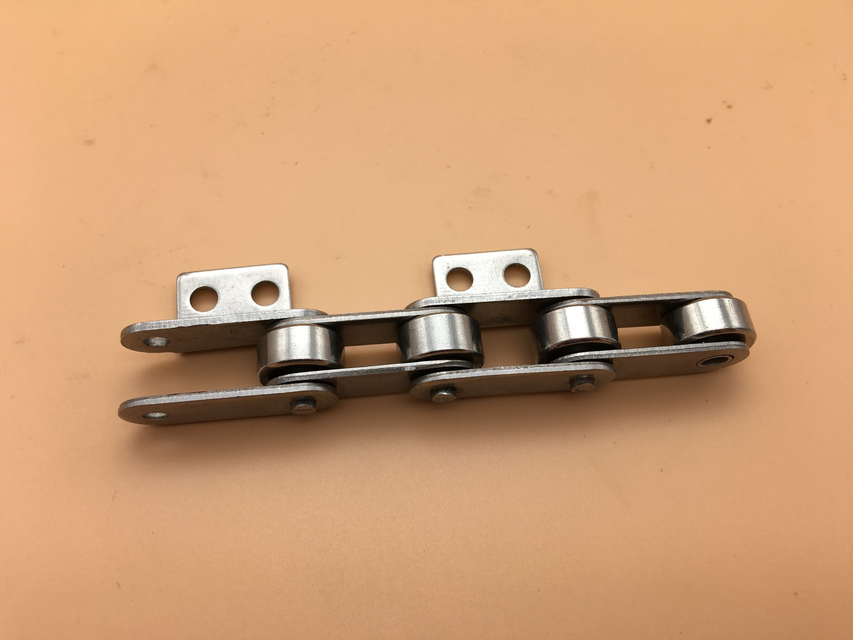Stainless Steel Conveyor Chain C2040ss with Attachment a-2