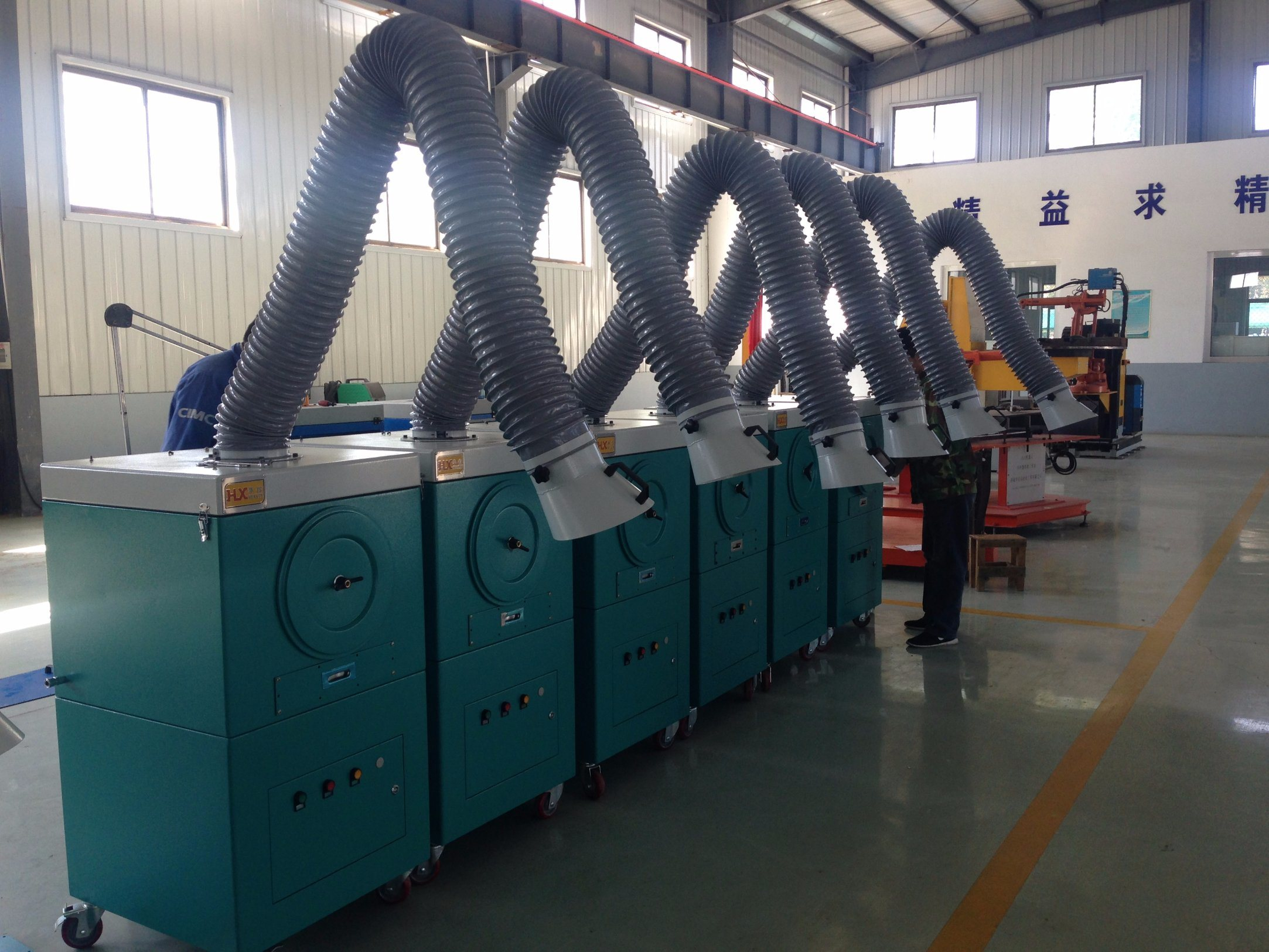 Welding Fume Dust Collector/Extractor From Manufacturer