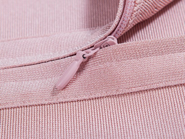 Speghetti Strap Half Sleeve Fashion Lady Dress Bandage