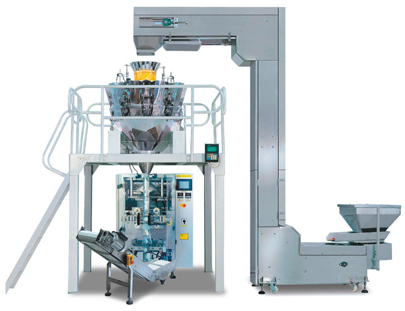 Full Automatic Food Weighing and Packing System (HT-FP)