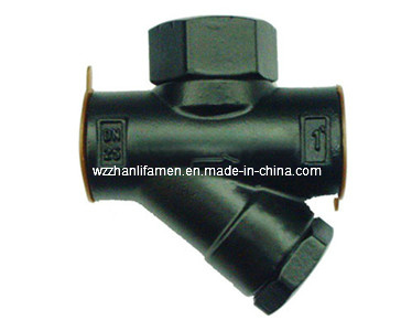 Thermodynamic (Disc Type) Steam Trap CS19h