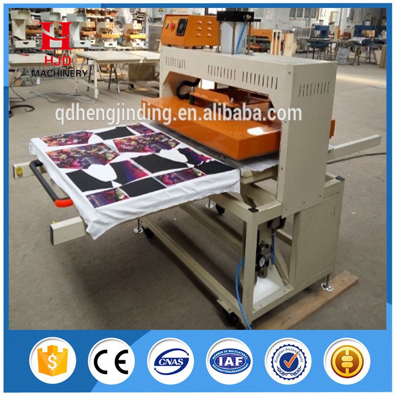 Heat Transfer Type and High Temperature Transfer Machine