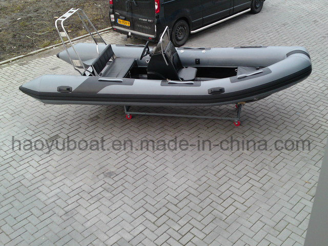 Made in china cheap rib boat inflatable fishing for Cheap fishing boats for sale