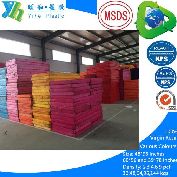 Colorful EVA Foam Sheet for Packing