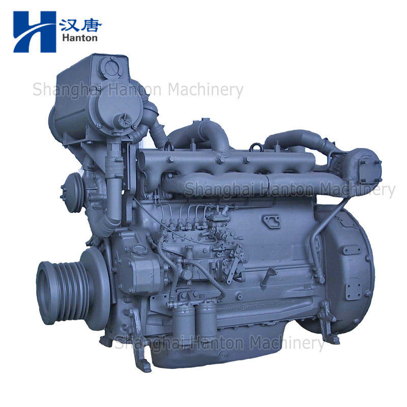 Deutz TD226B-6 marine diesel motor engine with gearbox for fishing boat ship