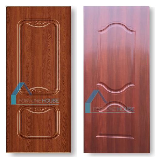 New Design Decorative Interior/Exterior HDF Melamine Door Skin