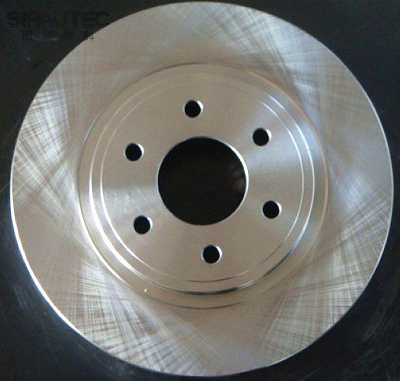 High Quality Front Brake Disc (1K0615301AA) for Audi VW Golf Jetta Passat Tiguan