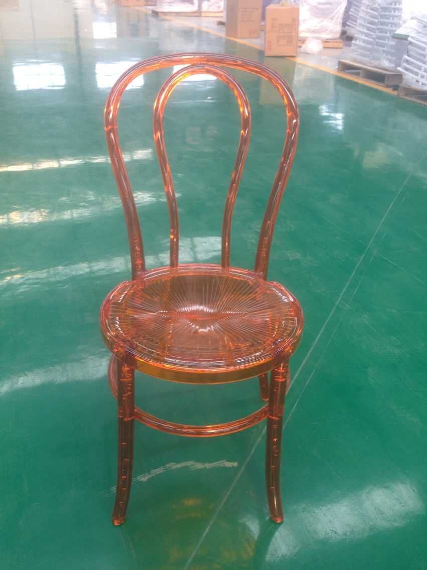 Hot Sale Transparent South African Style Phoenix Chair