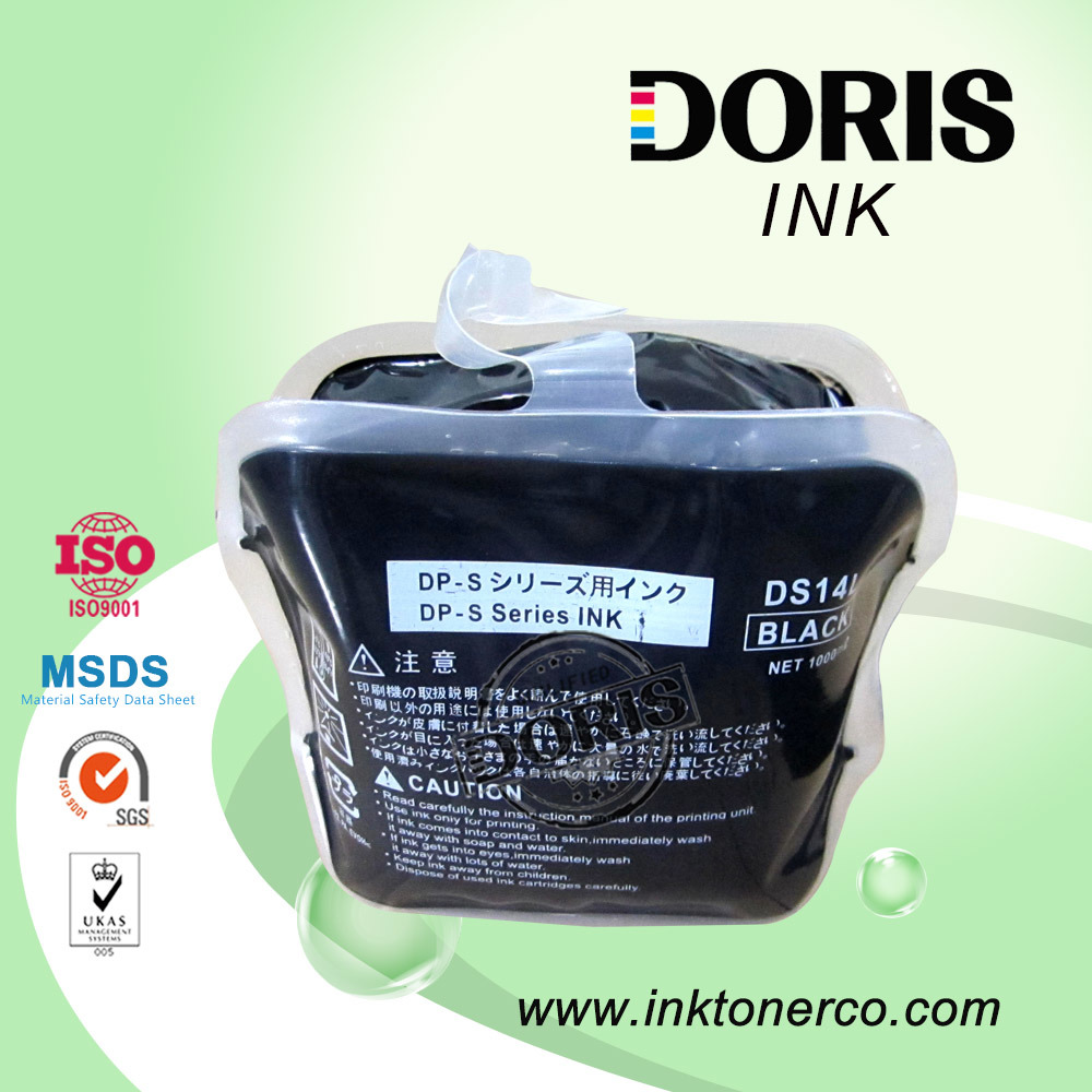 Compatible Duplicator Ink Cartridge Ds14L/Du24L/Du14L for Duplo Dp-U510/520/550/850/950/J450
