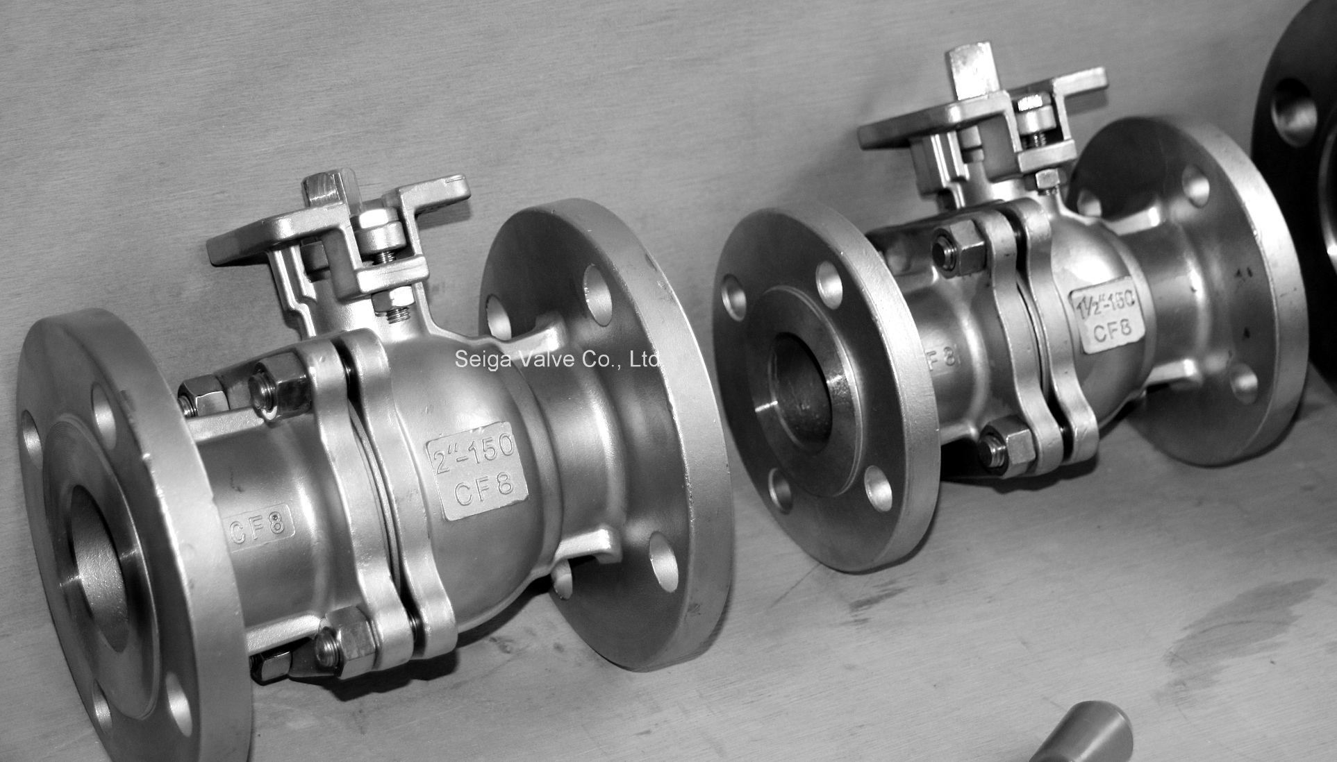 API High Platform Stainless Steel Ball Valve