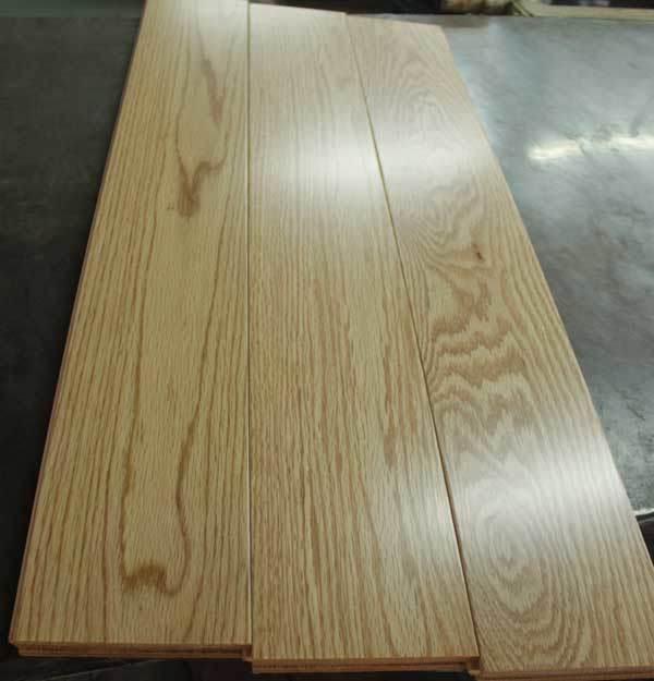 China red oak wood flooring china red oak wood flooring for Red oak hardwood flooring