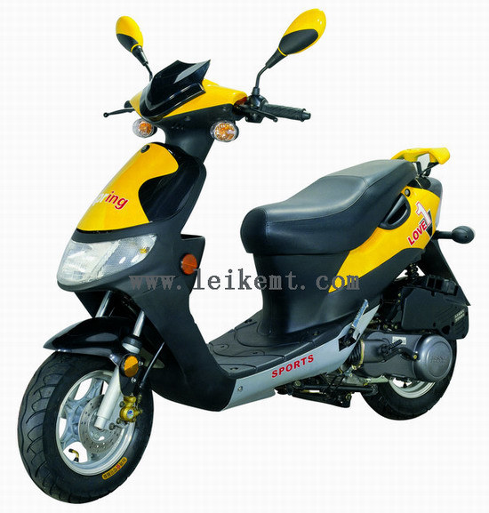 China 125cc Motor Scooters Lk125t 20 China Scooter