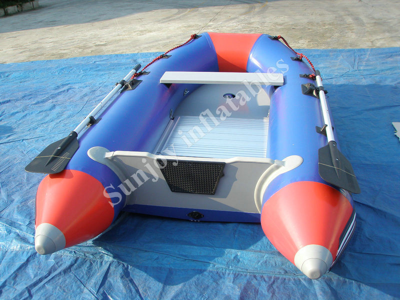 China inflatable motor boat water boat china inflatable for Inflatable fishing boats