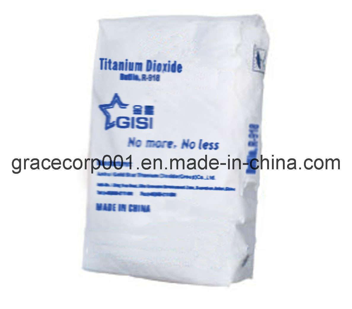 Titanium White (R-918)