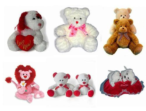 Valentine Stuffed Toys 48
