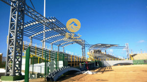 Structural Truss/Steel Struss Stadium (XGZ14-004)