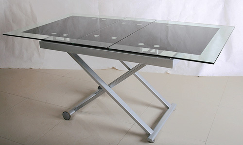 China Glass Folding Dining Table China Glass Folding Dining Table Glass Fo