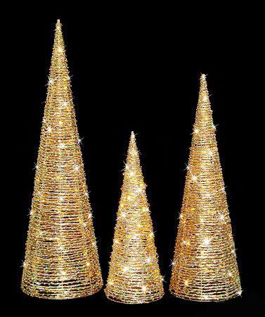 Christmas Decoration Cone Tree