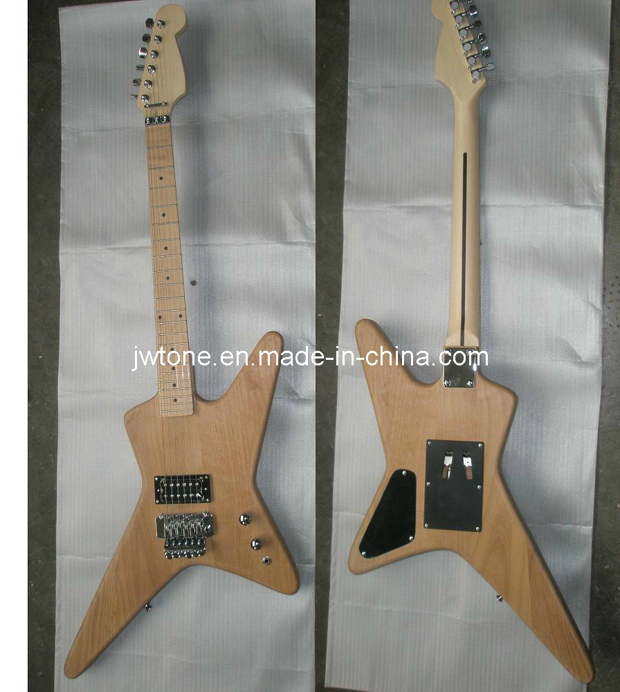 Mahogany Body Star Electric Guitar