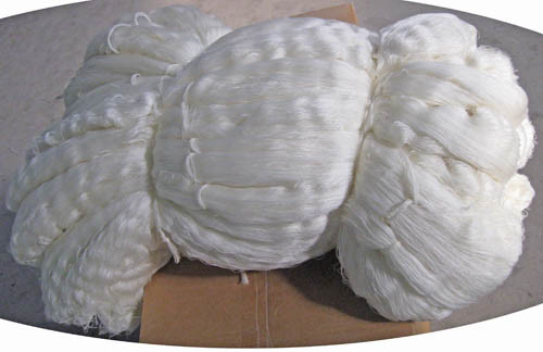 Rayon / Wool Blended Yarn / Knitting Yarn