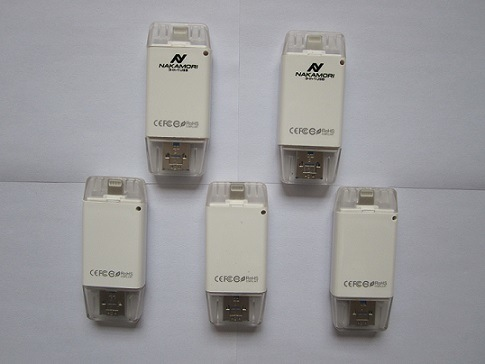 New Innovation Technology Istick OTG USB Flash Drive (OM-P811)
