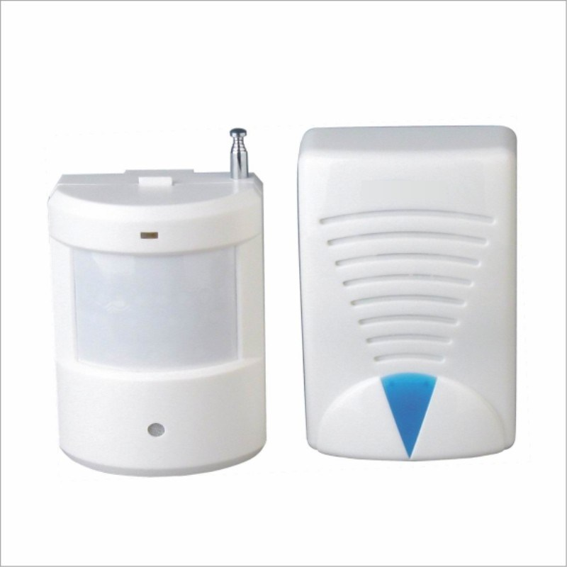 Motion Detectors - Home Security Video Surveillance - The Home